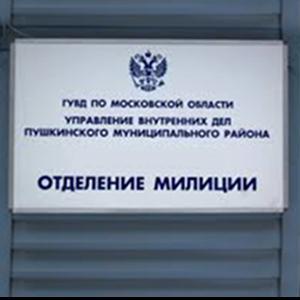 Отделения полиции Углегорска