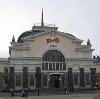 Железнодорожные вокзалы в Углегорске